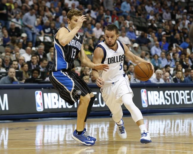 Dallas Mavericks at Orlando Magic- 2/19/16 NBA Pick, Odds, and Prediction