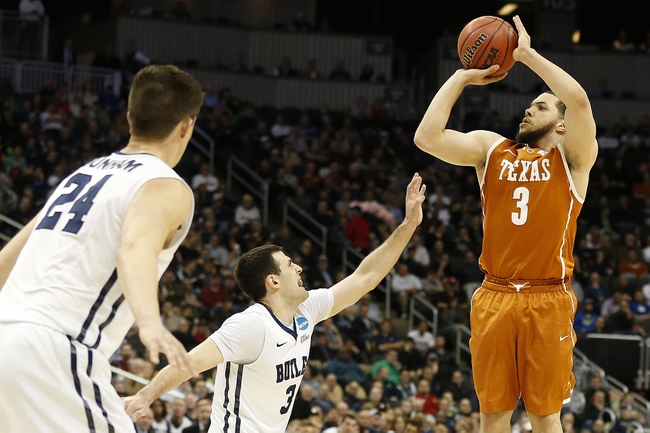 Texas Longhorns vs. Texas A&M Aggies - 11/25/15 College Basketball Pick, Odds, and Prediction