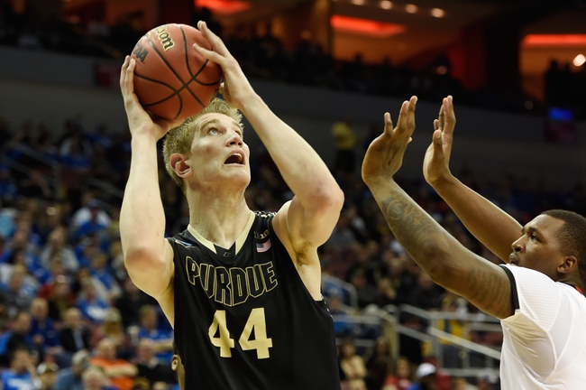 Purdue Boilermakers vs. Old Dominion Monarchs - 11/21/15 College Basketball Pick, Odds, and Prediction