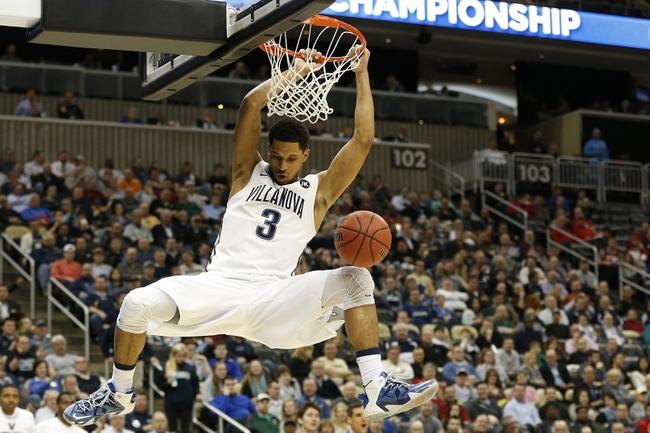 Villanova vs. North Carolina State - NCAA Tournament - 3/21/15 Pick, Odds, and Prediction