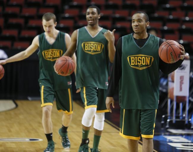 North Dakota State vs. Denver - 1/3/16 College Basketball Pick, Odds, and Prediction