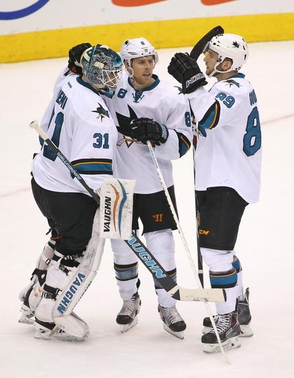 Toronto Maple Leafs vs. San Jose Sharks - 12/17/15 NHL Pick, Odds, and Prediction