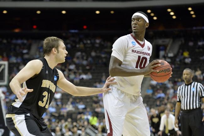 North Carolina vs. Arkansas - NCAA Tournament - 3/21/15  Pick, Odds, and Prediction
