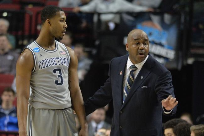 Georgetown vs. Utah - 3/21/15 NCAA Tournament Pick, Odds, and Prediction