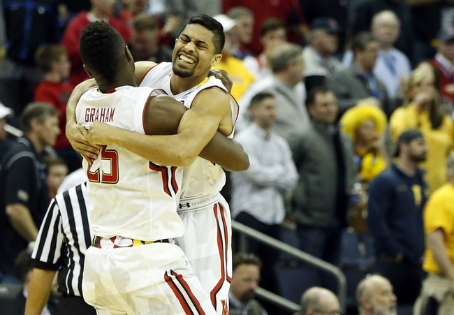 Maryland Terrapins vs. West Virginia Mountaineers NCAA Tournament - 3/22/15 College Basketball Pick, Odds, and Prediction