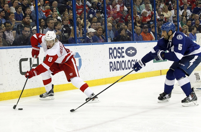 Red Wings at Lightning - 4/16/15 NHL Pick, Odds, and Prediction