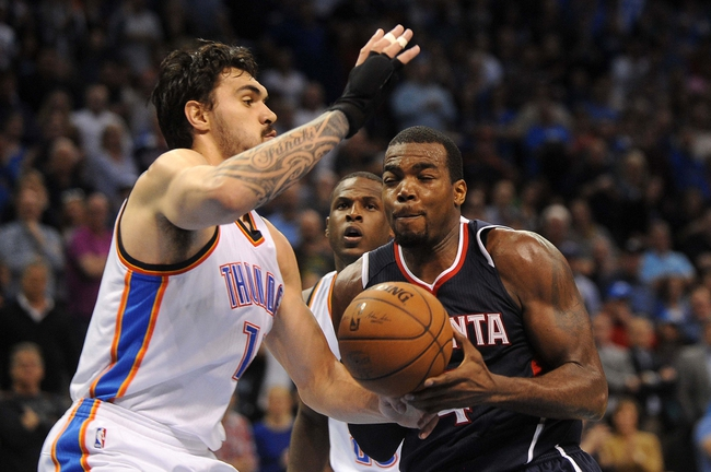 Hawks vs. Thunder - 11/30/15 NBA Pick, Odds, and Prediction