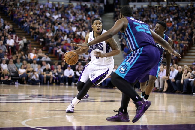 Hornets vs. Kings - 11/23/15 NBA Pick, Odds, and Prediction