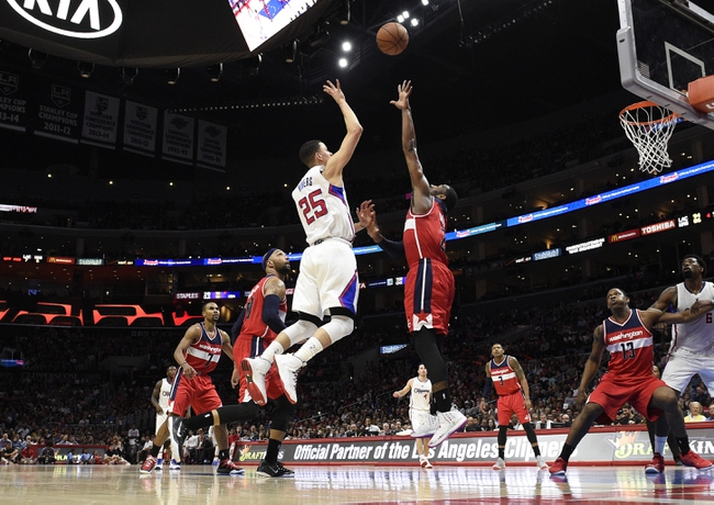 Washington Wizards vs. Los Angeles Clippers - 12/28/15 NBA Pick, Odds, and Prediction