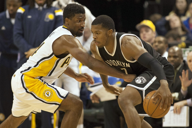 Brooklyn Nets vs. Indiana Pacers - 3/31/15 NBA Pick, Odds, and Prediction