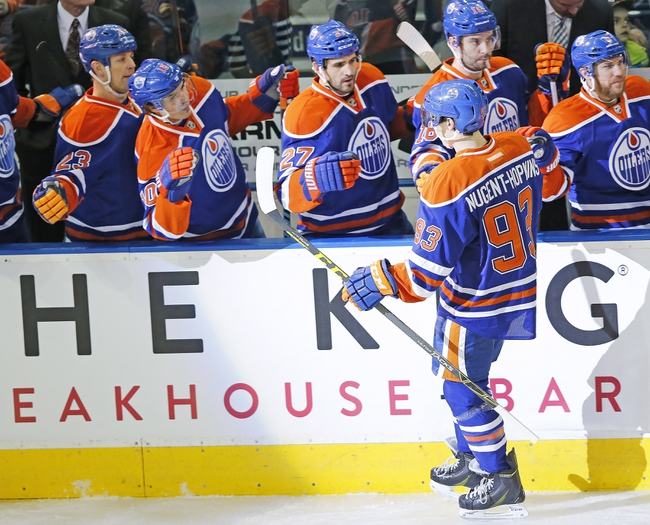 Edmonton Oilers vs. Winnipeg Jets - 3/23/15 NHL Pick, Odds, and Prediction