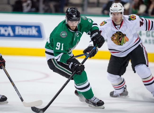 Dallas Stars vs. Chicago Blackhawks - 12/22/15 NHL Pick, Odds, and Prediction