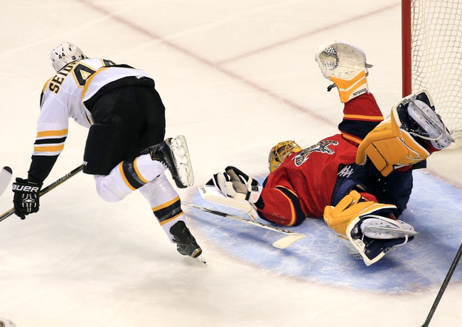 Bruins vs. Panthers - 3/31/15 NHL Pick, Odds, and Prediction