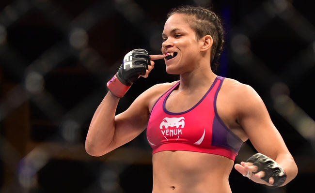 Sara McMann vs. Amanda Nunes MMA Pick, Preview, Odds, Prediction - 8/8/15
