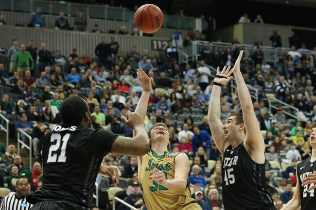 Butler Bulldogs vs. Citadel Bulldogs - 11/14/15 College Basketball Pick, Odds, and Prediction
