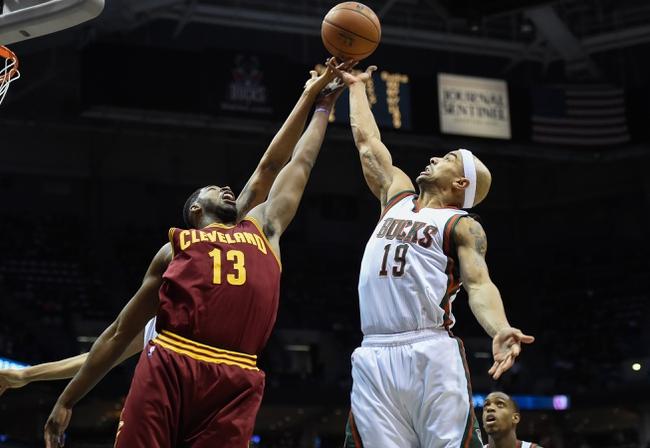 Cavaliers at Bucks - 4/8/15 NBA Pick, Odds, and Prediction