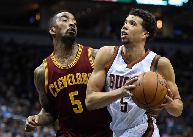 Milwaukee Bucks vs. Cleveland Cavaliers - 4/8/15 NBA Pick, Odds, and Prediction