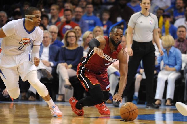 Thunder at Heat - 12/3/15 NBA Pick, Odds, and Prediction