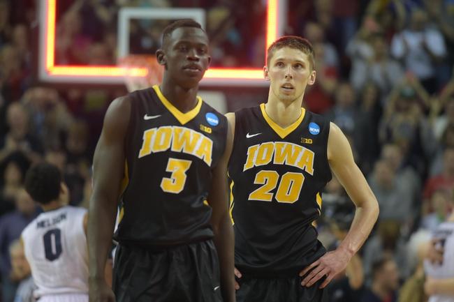 Iowa vs. Coppin State - 11/15/15 College Basketball Pick, Odds, and Prediction