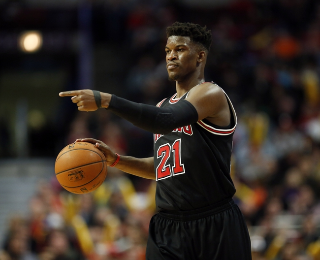 Pistons at Bulls - 4/3/15 NBA Pick, Odds, and Prediction