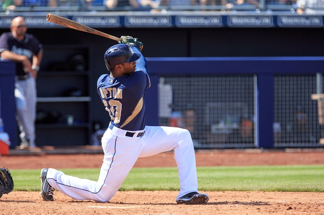 Seattle Mariners vs. San Diego Padres - 5/12/15 MLB Pick, Odds, and Prediction