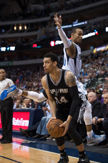 San Antonio Spurs vs. Dallas Mavericks - 3/27/15 NBA Pick, Odds, and Prediction