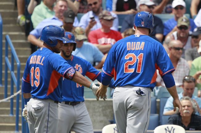 New York Yankees vs. New York Mets - 4/24/15 MLB Pick, Odds, and Prediction