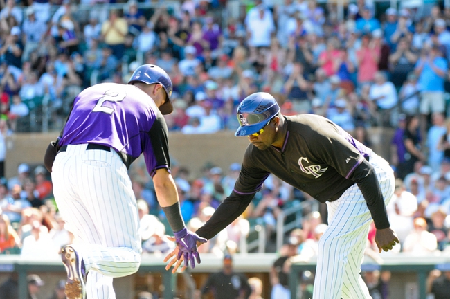 Giants vs. Rockies - 4/13/15 MLB Pick, Odds, and Prediction