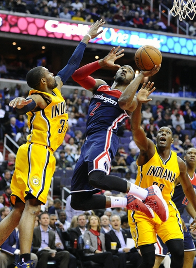 Indiana Pacers vs. Washington Wizards - 4/14/15 NBA Pick, Odds, and Prediction