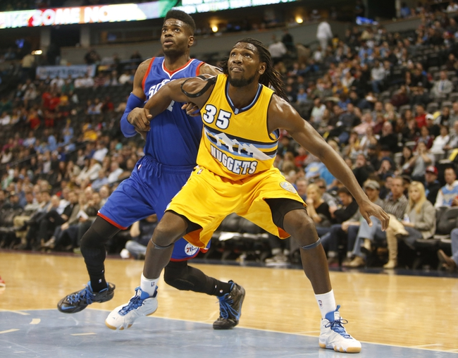 76ers vs. Nuggets - 12/5/15 NBA Pick, Odds, and Prediction