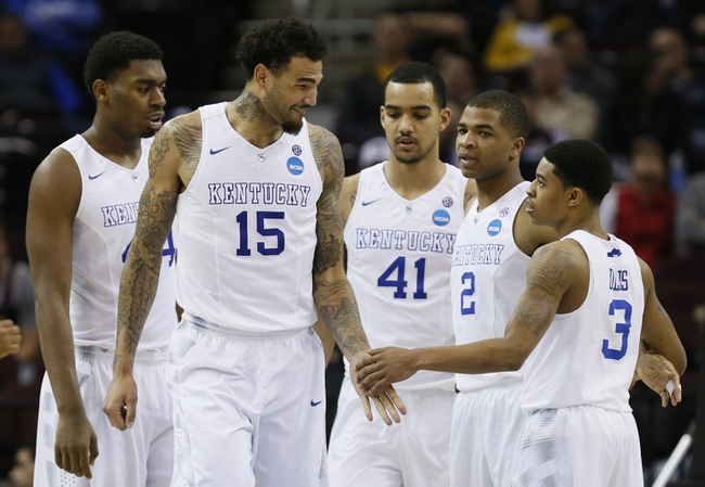 Kentucky  vs. Notre Dame - 3/28/15 NCAA Tournament College Basketball Pick, Odds, and Prediction