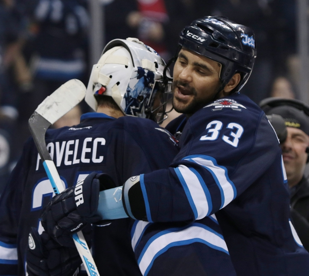Montreal Canadiens vs. Winnipeg Jets - 11/1/15 NHL Pick, Odds, and Prediction