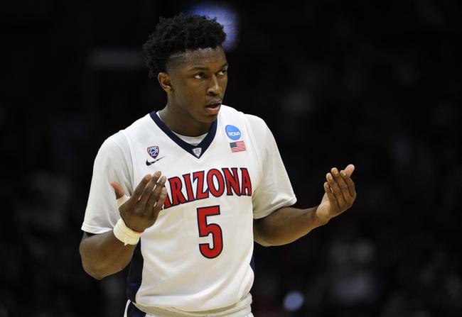 2015 NBA Mock Draft: Charlotte Hornets Select Stanley Johnson