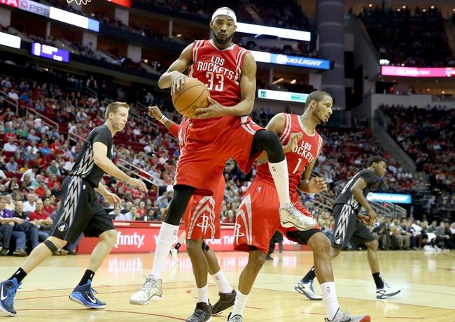 Timberwolves at Rockets - 1/13/16 NBA Pick, Odds, and Prediction