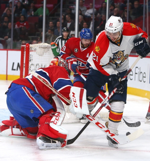 Florida Panthers vs. Montreal Canadiens - 4/5/15 NHL Pick, Odds, and Prediction