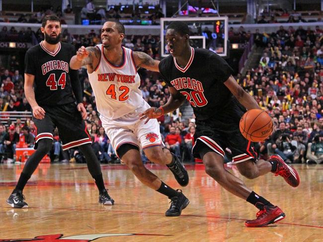 Bulls at Knicks - 12/19/15 NBA Pick, Odds, and Prediction