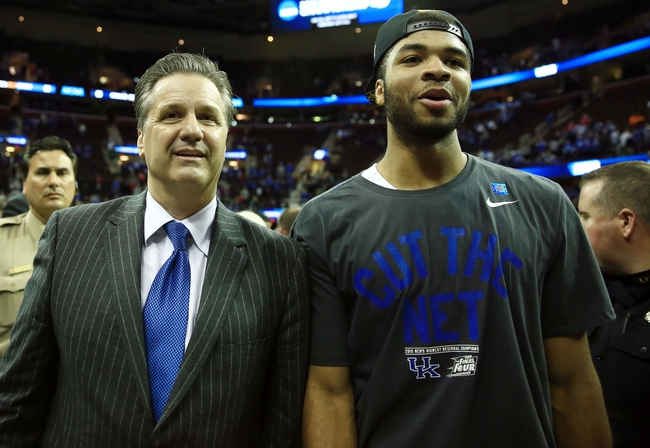 2015 NBA Draft Scouting Report: Andrew Harrison