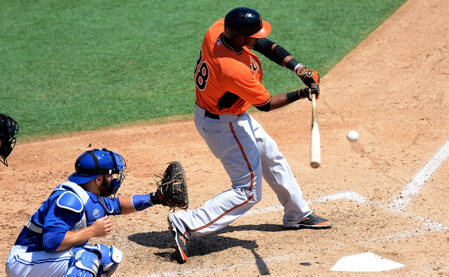 Orioles vs. Blue Jays - 4/10/15 MLB Pick, Odds, and Prediction