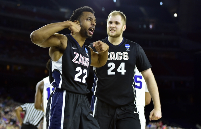 Pittsburgh Panthers vs. Gonzaga Bulldogs- 11/13/15 College Basketball Pick