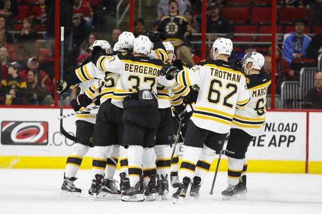 Carolina Hurricanes vs. Boston Bruins - 2/26/16 NHL Pick, Odds, and Prediction
