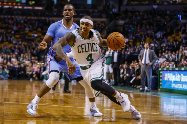 Los Angeles Clippers at Boston Celtics - 2/10/16 NBA Pick, Odds, and Prediction