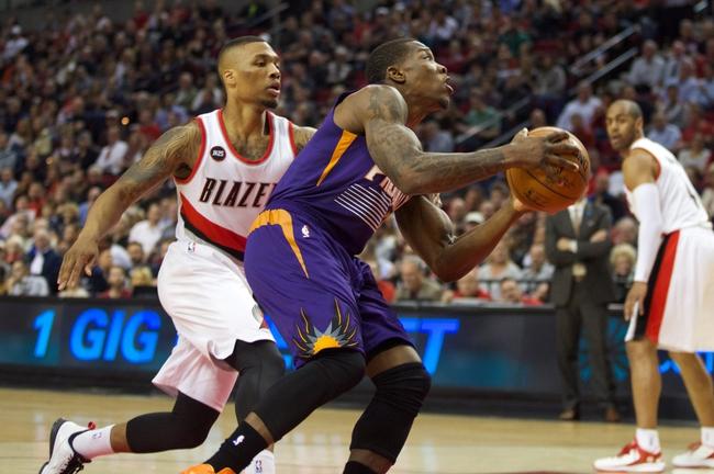 Phoenix Suns vs. Portland Trail Blazers - 10/30/15 NBA Pick, Odds, and Prediction