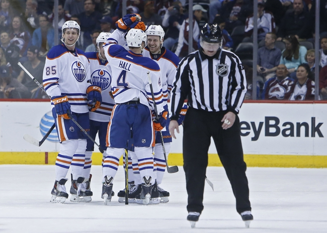 Colorado Avalanche vs. Edmonton Oilers - 12/19/15 NHL Pick, Odds, and Prediction