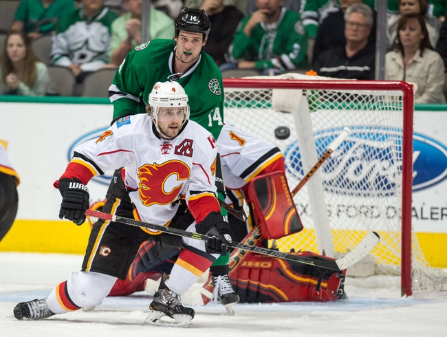 Calgary Flames vs. Dallas Stars - 12/1/15 NHL Pick, Odds, and Prediction