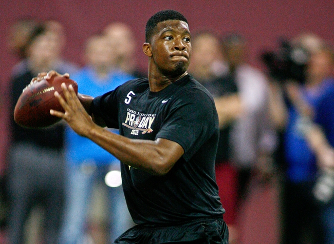 2015 NFL Mock Draft: Tampa Bay Buccaneers Select Jameis Winston
