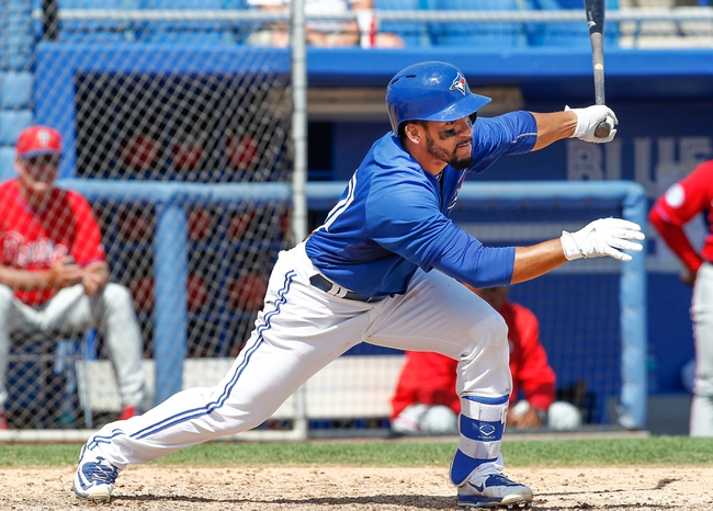 Toronto Blue Jays at Washington Nationals Game One - 6/2/15 MLB Pick, Odds, and Prediction