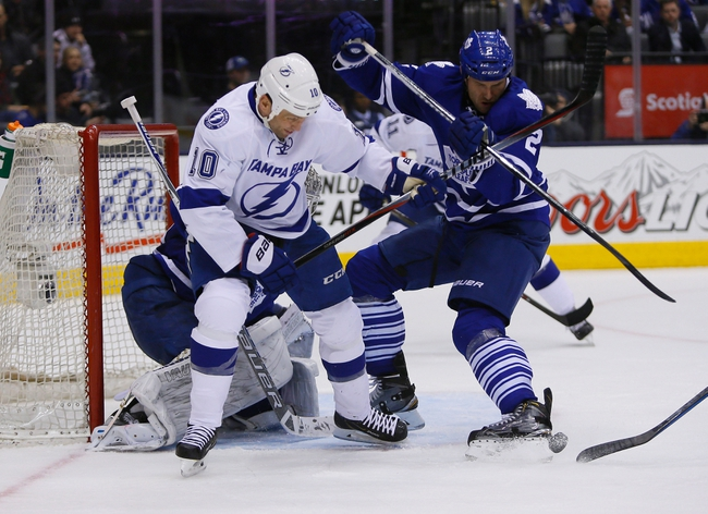 Toronto Maple Leafs vs. Tampa Bay Lightning - 12/15/15 NHL Pick, Odds, and Prediction