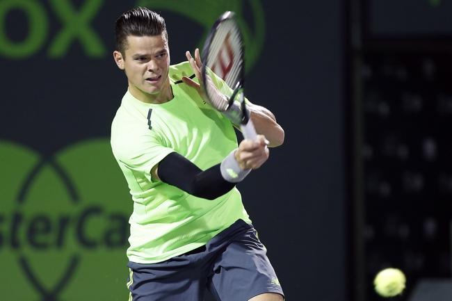 Milos Raonic vs. Nick Kyrgios 2015 Wimbledon Tennis Pick, Odds, Prediction