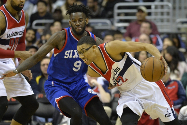 76ers vs. Wizards - 4/8/15 NBA Pick, Odds, and Prediction