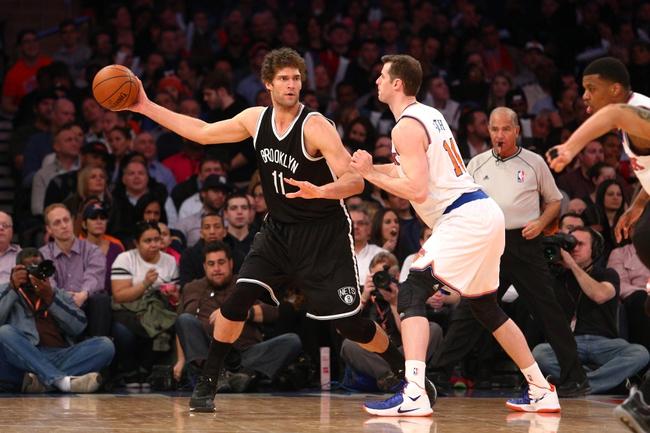Nets at Knicks - 12/4/15 NBA Pick, Odds, and Prediction